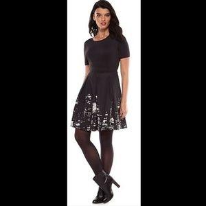 Elie Tahari New York Skyline Dress
